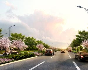 园林景观效果图制作 景观效果图制作 杭州效果图公司